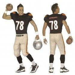 Disfraz Jugador Futbol Americano Talla XL