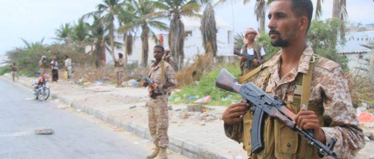 Hadrami-Elite-Forces  Pasukan Elite UEA Menculik dan Menyiksa Ratusan Warga Yaman
