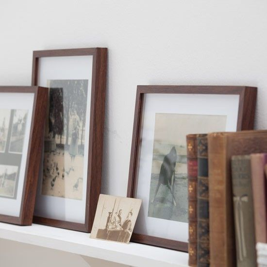 Prop up pictures | Decorate a rented space - 10 ideas | housetohome.co.uk