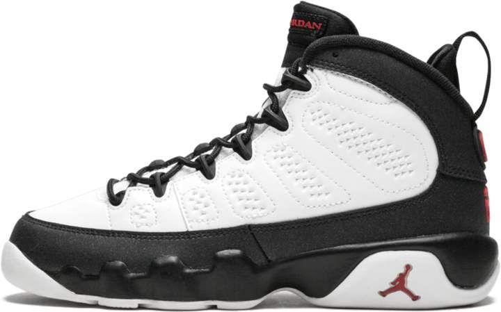 Air Jordan 9 Retro Bg Space Jam 302359 112 Jordan Shoes Retro Jordan 9 Retro Air Jordans