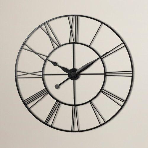 "Found it at Wayfair - Grafton Oversized 45"" XXL Wall Clock"