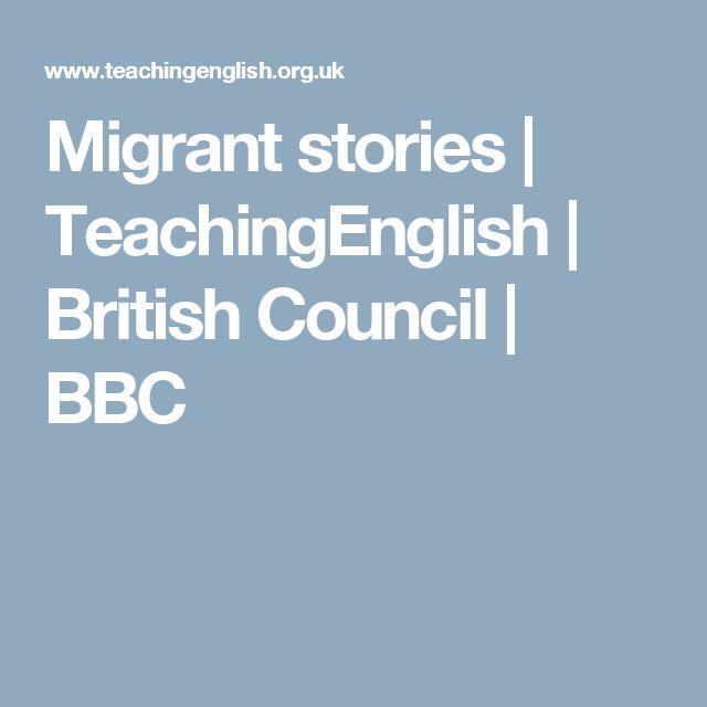 Migrant stories | TeachingEnglish | British Council | BBC