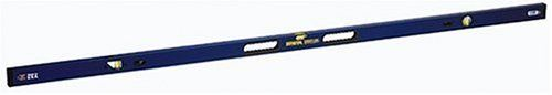 IRWIN Tools STRAIT-LINE Magnetic Box Beam Level, 72-inch (2035105), Model: 2035105, Hardware Store. Designed for optimal accuracy and durability. Made of premium-grade aluminum for unrivaled strength. Resists warping, twisting, and bending. Guaranteed to remain accurate, even after a 2-story drop or. Vials never break, fade, fog, leak or develop static charge. Luminous backing means easier readouts. Rare earth magnets are 5 times stronger than strip magnets and allow for easy, hands-free…