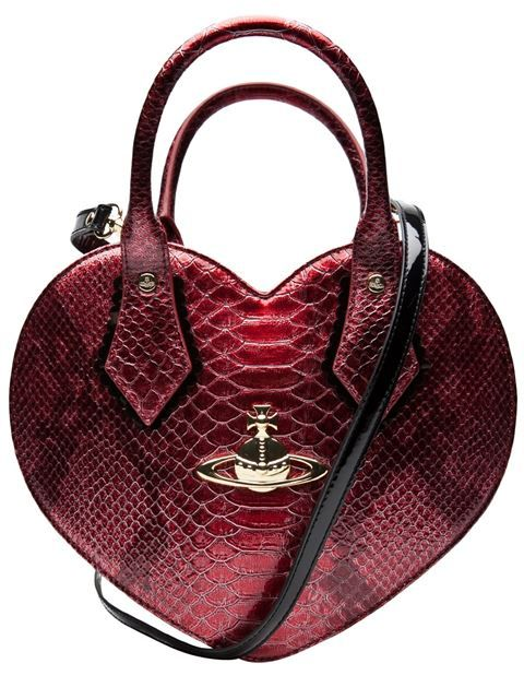 Love the bag, to bad its in a hestt shape.  Vivienne Westwood