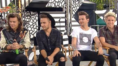 One Direction Excited About New Projects, Talks Latest Single Video - ABC News