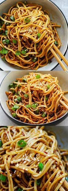 Spicy Sichuan Noodle Spicy Sichuan Noodles  cold noodles in a...  Spicy Sichuan Noodle Spicy Sichuan Noodles  cold noodles in a spicy savory and numbing Sichuan sauce. This Sichuan noodles recipe is so addictive and delicious | rasamalaysia.com Recipe : http://ift.tt/1hGiZgA And @ItsNutella  http://ift.tt/2v8iUYW