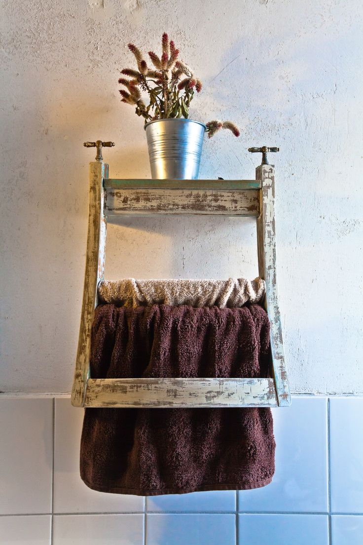 RUBò towel holder