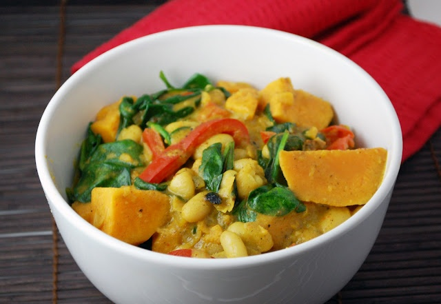 Sweet Potato Curry - easy vegetarian!: Healthy Meal, Fun Recipes, Potatocurry, Sweets, Potatoes, Sweet Potato Curry, Food Boards, Healthy Food, Curries