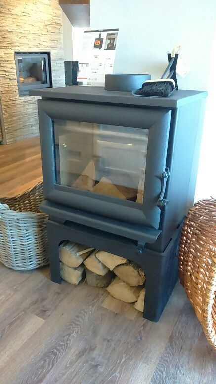 Official main dealer for Firenzo Hastings on a log store stand. 3 to 7.8kW. Does NOT need an air vent.Visit our showroom with ample free parking.