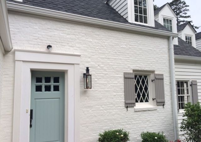 Bm Wythe Blue Door The Nest Move In Atlanta Homes