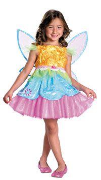 Fruity Tutti Fairy Costume - Girls Costumes