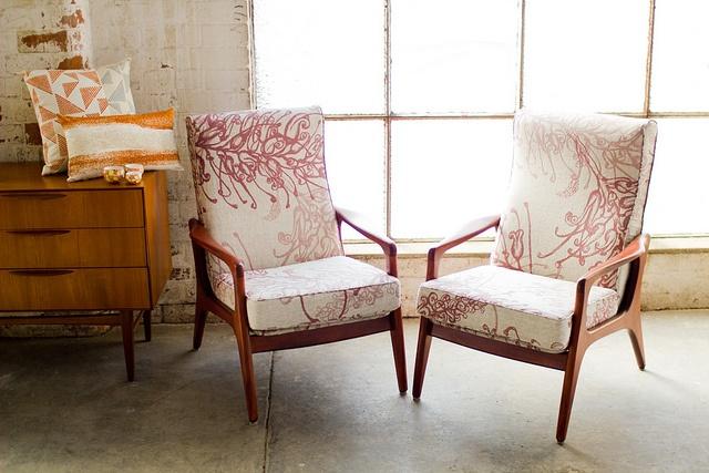 Fler Grevillea chairs www.inkandspindle.com