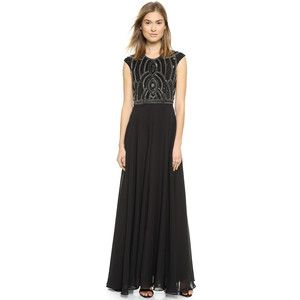 Parker Parker Black Cannes Dress - Black