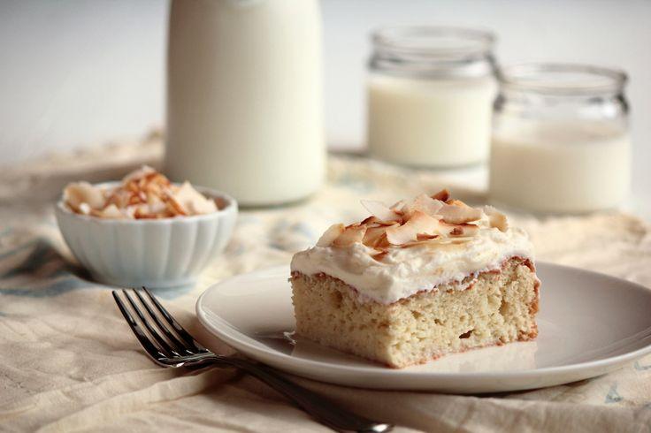 3 milk coconutcake • the pastry affair