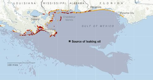 BP to Pay $18.7 Billion for Deepwater Horizon Oil Spill - The New York Times