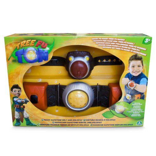 Tree Fu Tom Magic Sapstone Belt And Holopax, 2015 Amazon Top Rated Magic Kits & Accessories #Toy