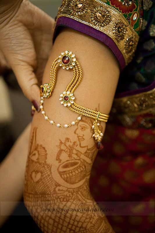 Dulhan Bride Indian South Asian Pakistani Desi Wedding Henna Mehndi