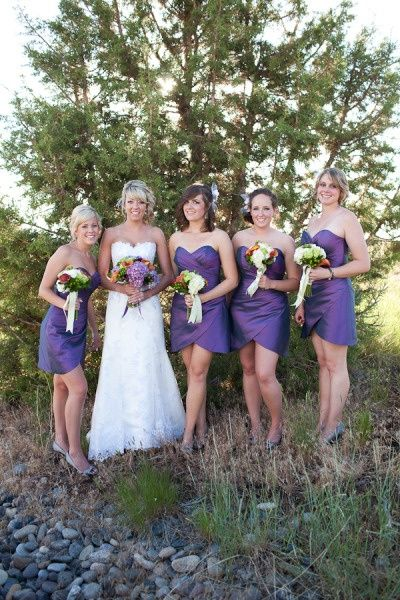 cute purple bridesmaid dresses #short #strapless #sweetheart; light purple bridesmaid heels https://www.facebook.com/DreampurpleUK