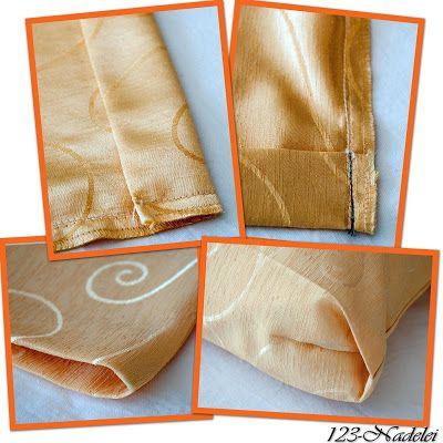 Eckenvariante Bodenfläche Beutel, Kissenbezug und Stoffreste werden Einkaufsbeutel, Upcycling, Pillowcase -> Shoppingbag