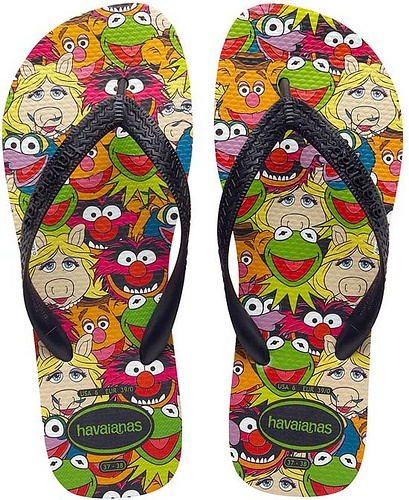 The Muppets on flip flops! I want!