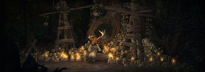 Diablo 3 : Vingt ans se sont écoulés depuis que les démons primordiaux ont été vaincus et bannis du monde de Sanctuaire. Il vous faut aujourd'hui revenir là où tout a commencé, dans la ville de Tristram, et enquêter sur les rumeurs parlant d'une étoile tombée du ciel. Car c'est là le premier signe du retour du Mal, et le présage de la fin des temps.