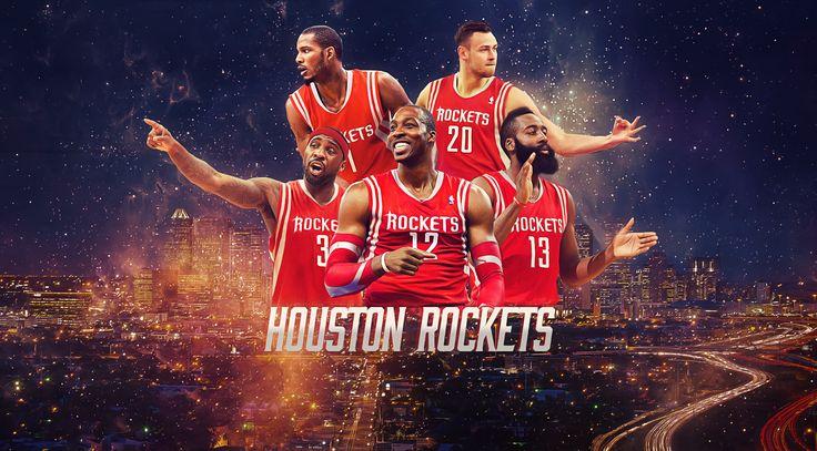 nba houston rockets team wallpaper