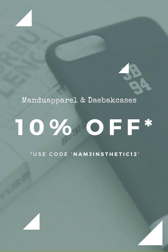 Pink Prince | 💕 Use my code: 'NAMJINSTHETIC12' for 10% off on manduapparel.com & daebakcases.com 💕