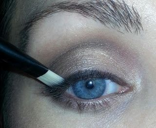 Makeup Matters: Makeup For Mature Eyes Using Naked 2 Palette