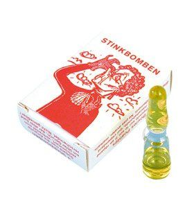 Stink Bombs (3 per box) JARROY http://www.amazon.co.uk/dp/B000P4GQOA/ref=cm_sw_r_pi_dp_dvL6tb1AY2610