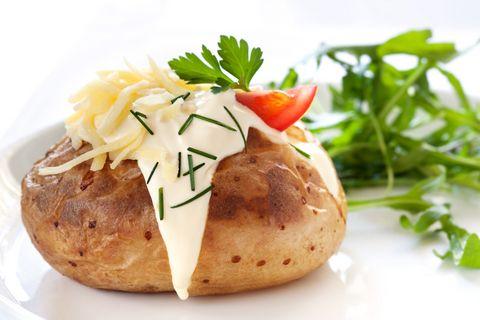 Gilded Baked Potato Bar