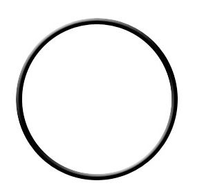 Viton Replacement O-Ring for 4500 & 8000 High Temperature Filter Housings