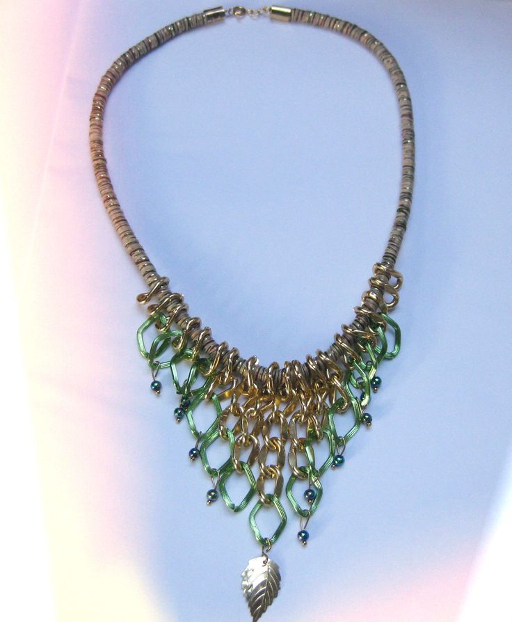 Make My Day rope chain statement necklace.. It' my favorite.... so far!!