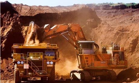 RioTinto mine, Australia