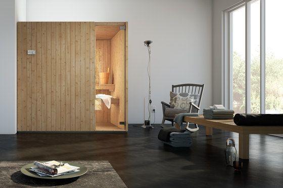 Manty sauna by Talocci Design for Effegibi