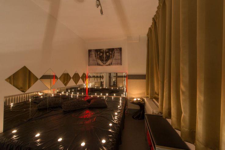 Nuru Massage in Frankfurt bei Pams Lounge.