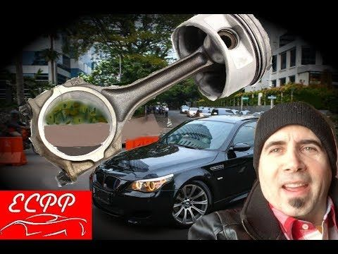 E60 M5 S85 Rod Bearing Issues | BMW M3 S65 Engine Too