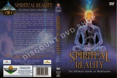 #Spiritual reality. #ultimate #guide to meditation.new dvd,  View more on the LINK: http://www.zeppy.io/product/gb/2/301915773996/