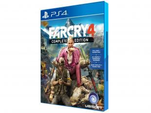 Far Cry 4 Complete Edition para PS4 - Ubisoft