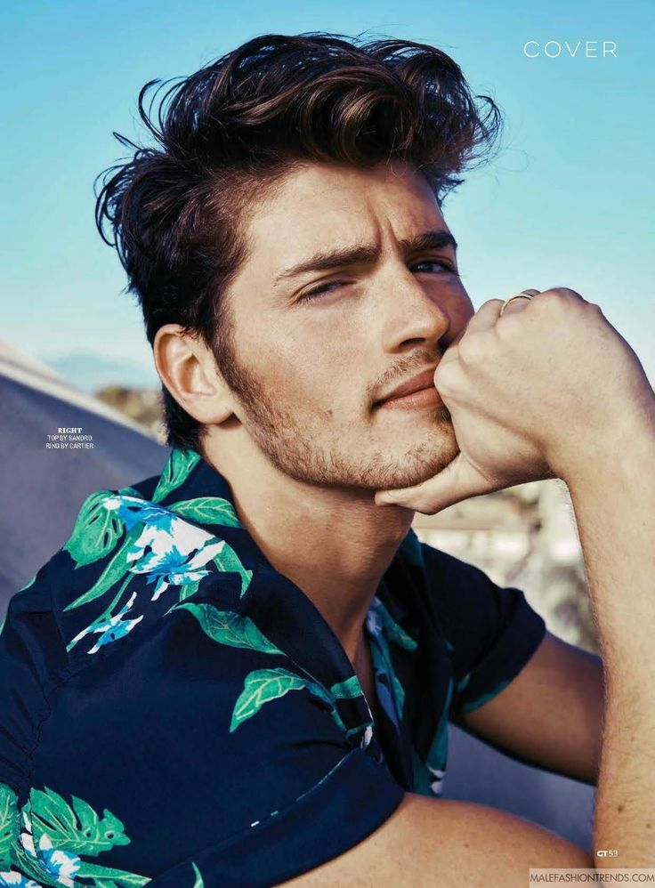 Male Fashion Trends: Gregg Sulkin para Gay Times Magazine Agosto 2016