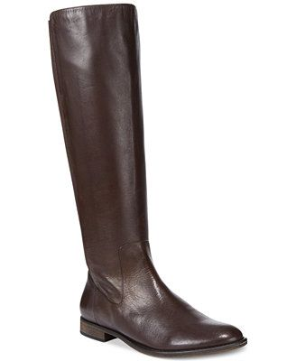 Kenneth Cole Reaction Women's Gore Lee Tall Shaft Riding Boots