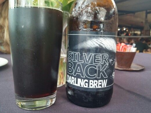 Darling Brewery Silver Back