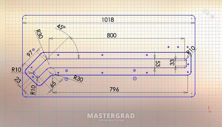 Соединение столешниц под 135 градусов - фото - Страница 2 - Форум Mastergrad