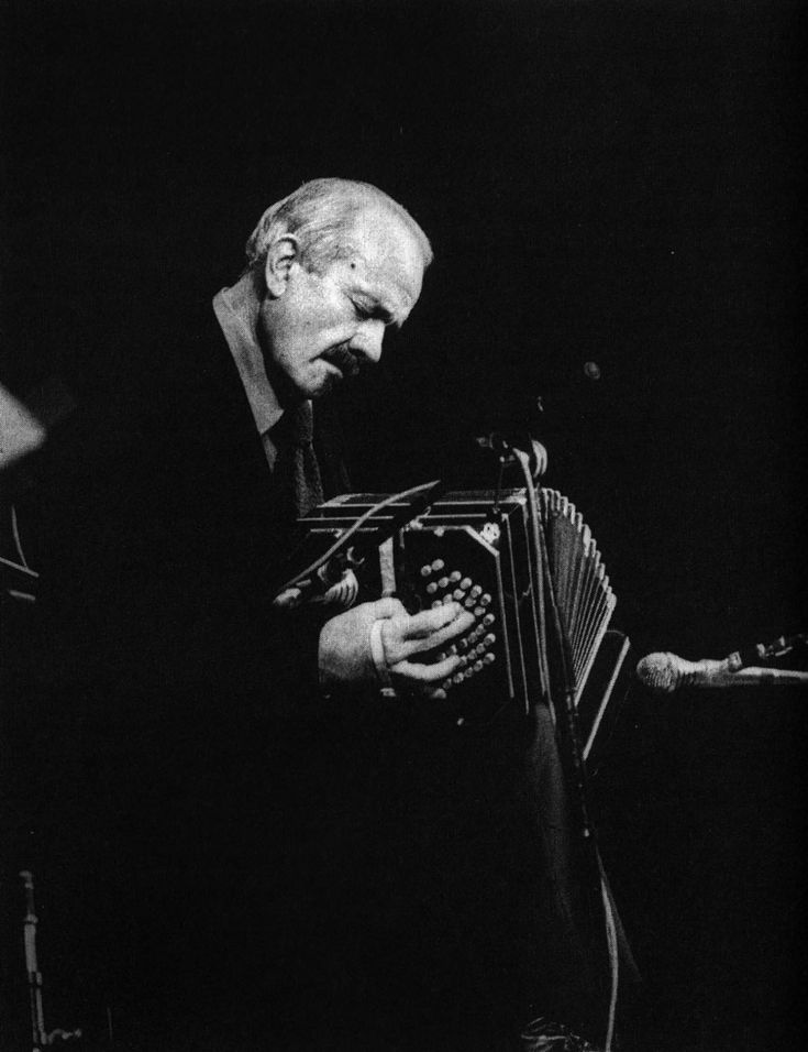 Astor Piazzolla - what an incredible musician
