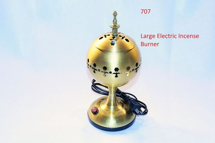 Large Electric Incense Burner*Discounted*