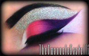 Purple & Glitter Mania