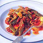 Een heerlijk recept: Snijbonen met tomaat en oregano. Lekker!!