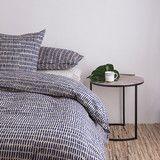 Spare room. Pathway Organic Cotton Duvet Cover Range by Citta Design   Citta Design