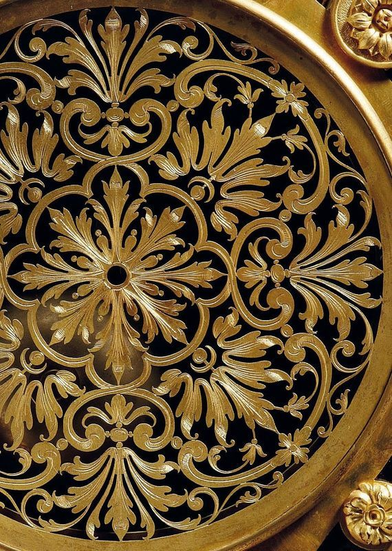 """André-Charles Boulle (11 November 1642 – 28 February 1732) was the French cabinetmaker who is generally considered to be the preeminent artist in the field of marquetry, even """"the most remarkable of all French cabinetmakers."""" His fame in marquetry led to his name being given to the fashion he perfected of inlaying brass and tortoiseshell, known as Boulle (or, in 19th-century Britain, Buhl work)."""