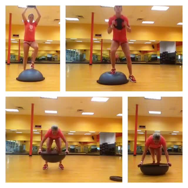 Bosu Ball For Beginners: 1000+ Images About BOSU HIIT On Pinterest