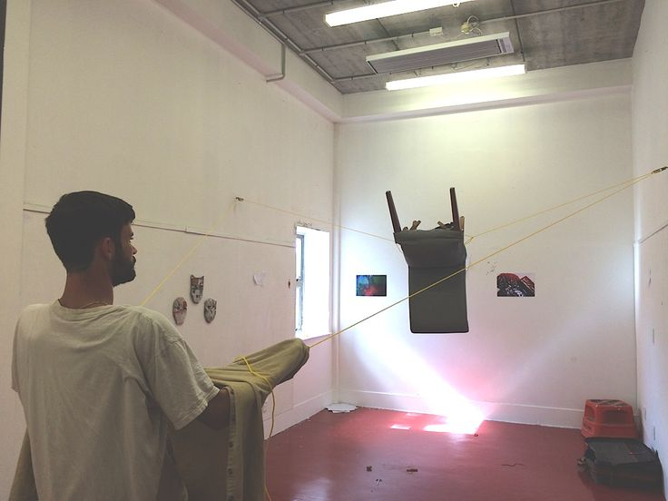 Marina Alexandrovna. photography, installation, studio